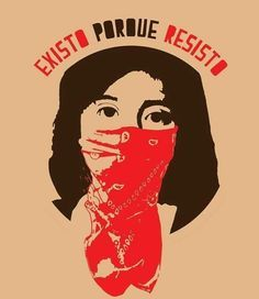 exist to resist Sketch Manga, Graffiti, Feminist Af, Riot Grrrl, Political Art, Intersectional Feminism, Power To The People, Power Girl, Chicano
