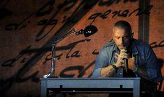 Eros Ramazzotti - Eros Ramazzotti Performs in Concert in Madrid