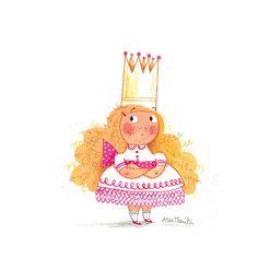 Princess Poppy by Alex T Smith