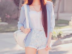 Cute Asian Fashion - Lollimobile.com  Very lovely, so cute, I want to slip into this...