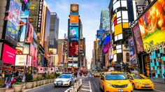 New York-The sociable Gemini needs to visit New York for the expansive nightlife, cultural flair, an... - Astrofame
