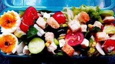 Öğrenciler İçin Doyurucu salata Beslenme Menüsü