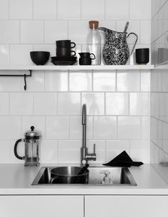 Kitchen details with Elin Kickén and Evalotta Sundling.
