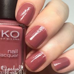 Kiko milano part six pinks swatch for Kiko 365 tattoo rose