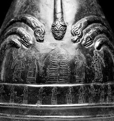 Urartian Bronze Helmet, 850-700 BC Urartu was the Armenian Empire's northern rival during the 9th to the 7th centuries BC. Today the ancient region of Urartu is divided among Armenia, eastern Turkey, and northwestern Iran.