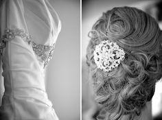 wedding hair Alice + Chris » Linda and Peter