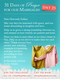 images about 31 days of prayer()() Prayer for