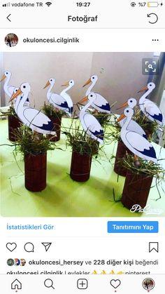 Easter Crafts, Crafts For Kids, Sistema Solar, Childhood Education, Spring Crafts, Montessori, Origami, Preschool, Crafty