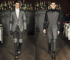 Moschino 2013-2014 Fall Winter Mens Runway Collection