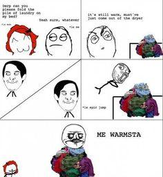 Me Gusta Face Meme – Me Warmsta