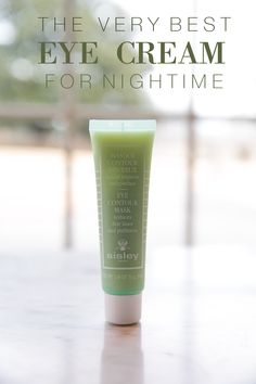 My favorite Nightime eye cream. It is super hydrating and I love the way the skin under my eyes feels when I wake up.