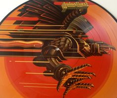 Judas Priest Picture Disc LP Vinyl Record Album by ThisVinylLife