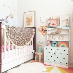 lOlive's room @rachyleo via @sproutandsparrow