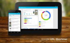 Google URL Shortener para Android, una aplicación no oficial del acortador de URL de Google http://www.xatakandroid.com/p/107197