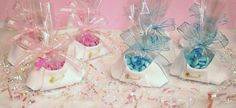 Diaper Candy Baby Shower Favors