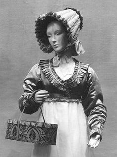 Spencer Date: 1804–14 Culture: American or European Medium: silk