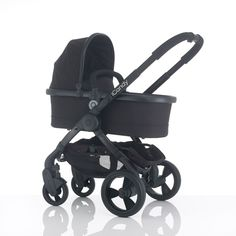iCandy Peach 3 Pushchair and Carrycot - Jet at Winstanleys Pramworld