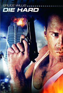 Rent Die Hard starring Bruce Willis and Alan Rickman on DVD and Blu-ray. Get unlimited DVD Movies & TV Shows delivered to your door with no late fees, ever. Film D'action, Bon Film, Film Serie, Bruce Willis, 80s Movies, Movies To Watch, Good Movies, Awesome Movies, Hard Movie