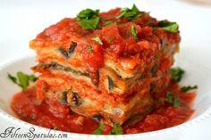 ristorant, cresta bar, tomato marinara, eggplantparmesan, pawtucket, sundri tomato, parmesan stack, tasti recip, eggplant parmesan