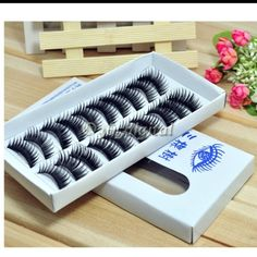 Brand New Eyelash This is a Pre-Oder item, meaning item must paid for it in advance then will be ordered for you. Delivery time vary, but can take up to 3 weeks. Please only ask if you are interested. All item are brand new with tag. Accessories