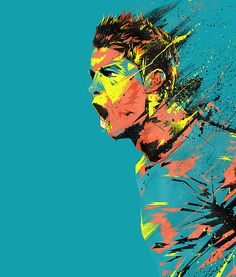 Meet the extraordinary Cristiano Ronaldo. He's a football player well-known throughout the world for being the most expensive footballer in the history of the sport, as well as among the top best players in the world. Since he started playing football, Cr Ronaldo Football Player, Best Football Players, Good Soccer Players, Football Art, Real Madrid, Soccer Art, Tnt Basketball, Play Soccer, Cristiano Ronaldo 7