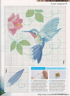 Brilliant Cross Stitch Embroidery Tips Ideas. Mesmerizing Cross Stitch Embroidery Tips Ideas. Cross Stitch Bird, Cross Stitch Animals, Cross Stitch Flowers, Counted Cross Stitch Patterns, Cross Stitch Designs, Cross Stitching, Cross Stitch Embroidery, Embroidery Patterns, Knitting Charts