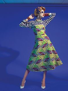 I And Africa | african-fashion-design: STELLA...