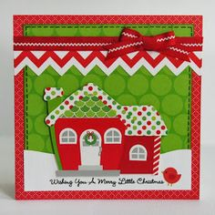 Snippets By Mendi: Day 2- 6 Doodlebug North Pole Christmas Cards for $5