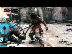 FOR HONOR - Samurai & Knights Gameplay Footage | E3 2015