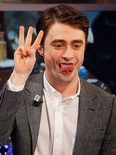 29 Gospels From The Mouth Of Daniel Radcliffe | While most of these are hilarious, some are inappropriate. Be warned.