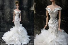 Más tamaños   Dress for sell (FR, FR2, Barbie, Silkstone)   Flickr: ¡Intercambio de fotos!