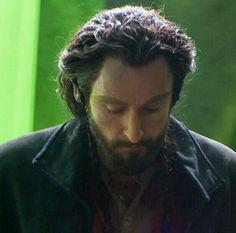 Thorin in Proctor coat (haha)