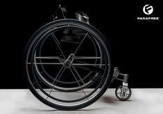 """Felix Lange Wheelchair Design.  """"Get In Gear"""" Wheelchair accessories  www.WheelchairGear.com"""