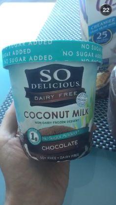 Ice cream opción saludable