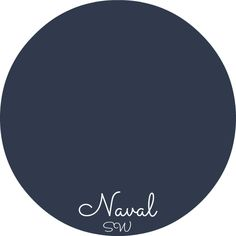 sherwin williams naval, accent wall
