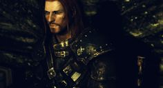 Brynjolf Thieves Guild>> aka one of the few attractive guys in Skyrim