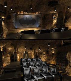 Batcave Home Theatre