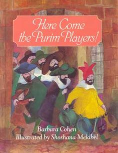 Get your kids excited for Purim by reading with them.