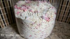 Instant Strawberries and Cream Oatmeal Recipe (DIY mix)