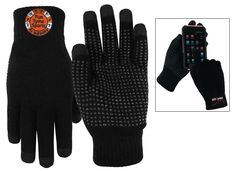It's cold out but you need to respond to an important e-mail or text while you are on the go but that means you need to take off your gloves...oh no! Well look no further, these tech approved all weather touch screen gloves will keep you warm while you navigate on your touch screen phone.