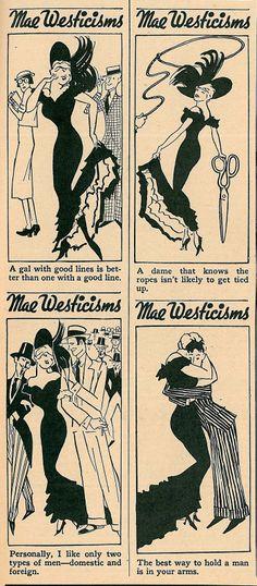 Mae Westicisms