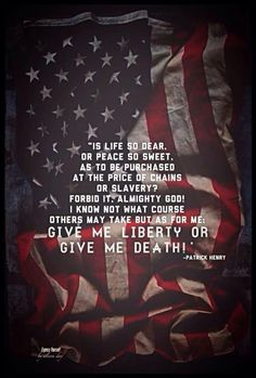 Living under the English rule ie. Church and King must have been living hell for these Patriots to choose death. What happened to us, we sing a good song through.