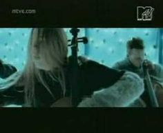 Apocalyptica - Nothing Else Matters. This song is certain to give you chills down your spine.