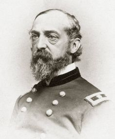 Brigadier General George G Meade..... And I wonder where my bags under my eyes come from.....