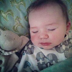 Baby Sleep Training : Ferber Method at 5 Months Old