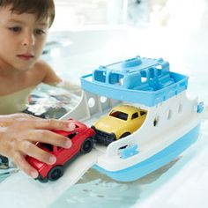 Green Toys Ferry Boat...   toys4mykids.com