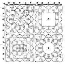 Op deze site doorklinken naar mooie patronen