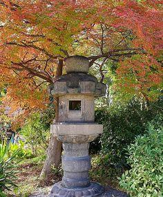 #osakacastlepark #stonelantern #autumn #autumnleaves🍁🍂 #fallcolors #colorful #vibrant #leaves #fallingleaves #explosionofcolors #japanesegardens #nature #natureshot #melancholy #scenic #beauty #lovely #romantic #hidden #shade #canon📷 #placetovisit #visit #tourist #travelpics