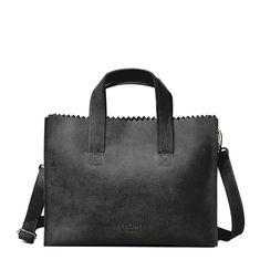 MYOMY My Paper Bag Handbag Cross-body Hunter Off-Black Handtas MOM10671081