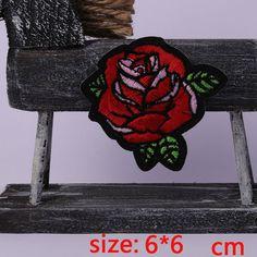 Купить товар2016 год Новое поступление 1 ШТ. красивый красный цветок…